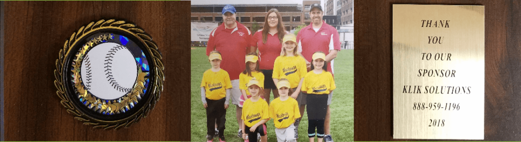 In The Community - Klik Supports Softball Revival in Baltimore