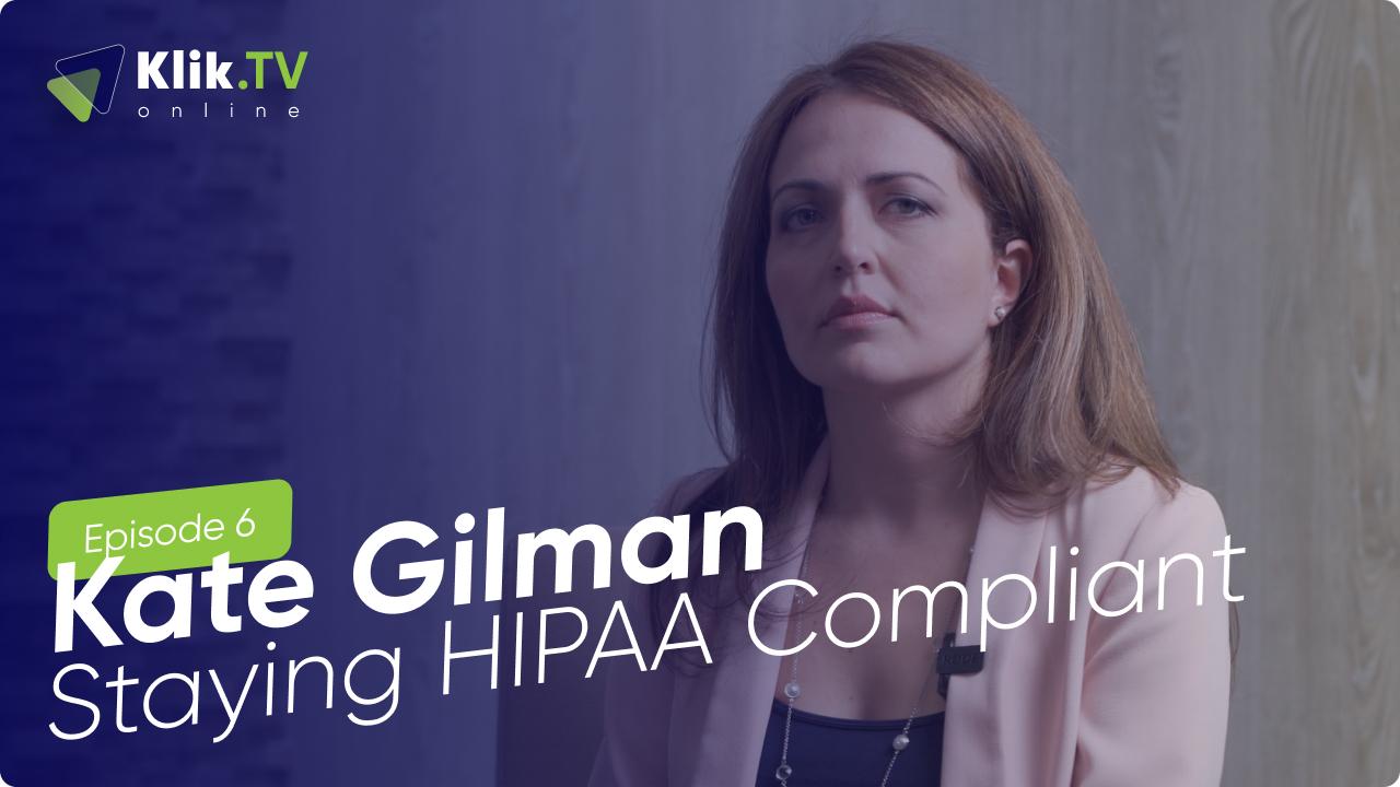 Staying HIPAA Compliant