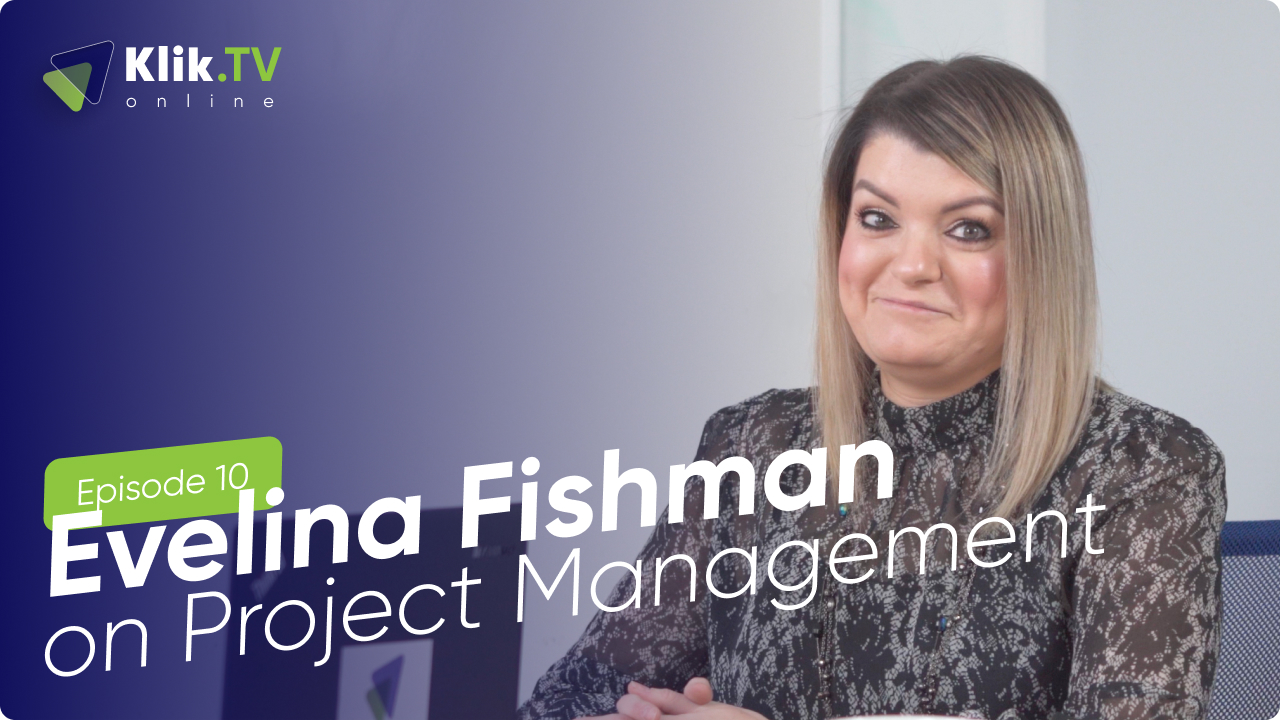 Evelina Fishman on Project Management