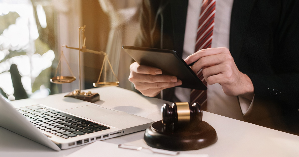Cybersecurity for your lawfirm