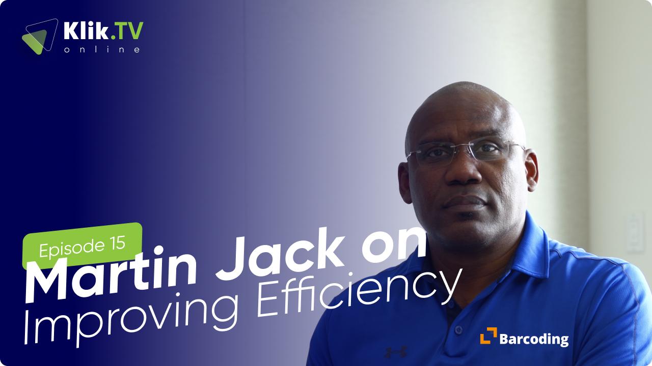 Martin Jack on Improving Efficiency
